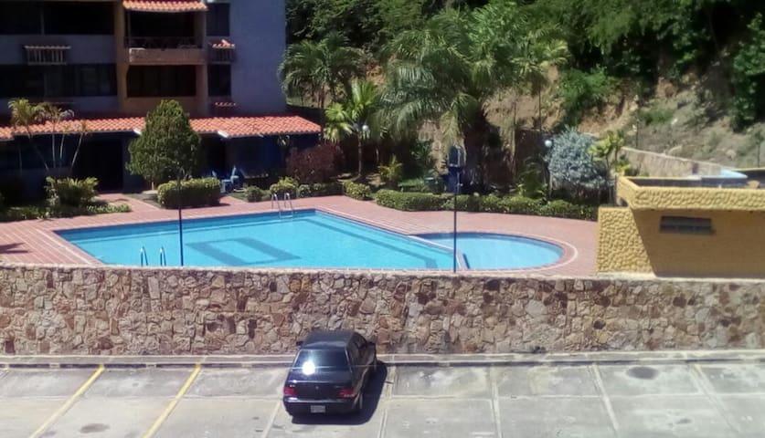 Apartamento privado en zona residencial