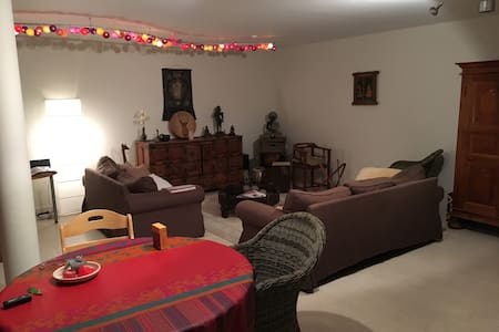 Nice appart  light & garden - Ottignies-Louvain-la-Neuve - Apartment