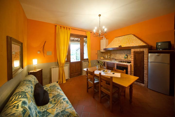 Il Pero apartment - Terranuova Bracciolini - Apartment