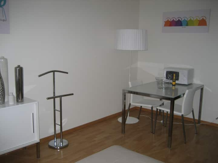 Studio meublé Valentin