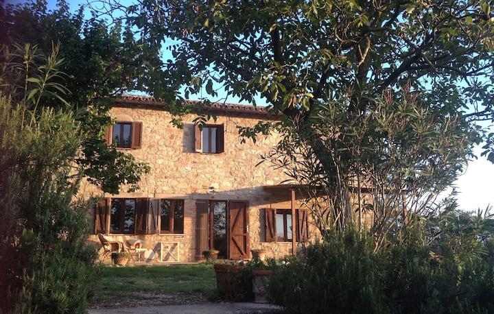 """""""Casa della serenità"""" a preserved oasis"""