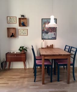 Lovely small Apartment in the middle of Aarhus
