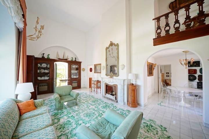 Villa Antica nel cuore di Capri
