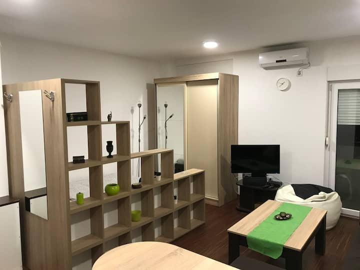 New, cozy aparment in city center