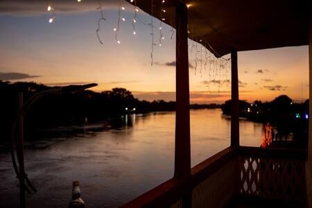 paraíso a la orilla del río sinù