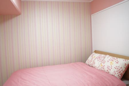 3LDK located in Dotonbori! CONVENIENT! ROOM 2 - Naniwa Ward, Osaka