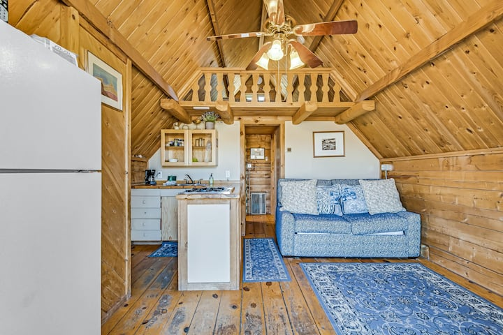 Charming, dog-friendly cabin w/ a kitchenette near Arches National Park