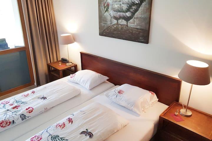 Ferienwohnung Resort Walensee Nr. 98 - Seehöckli, (Unterterzen), 3.5-room apartment