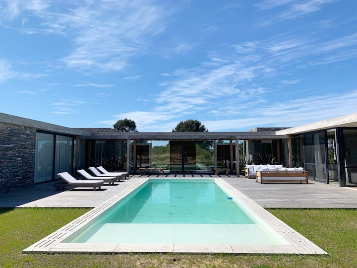Beautiful and modern house in Jose ignacio