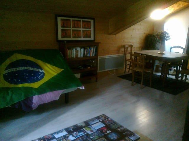 Bienvenue au coeur du Pays Basque - Saint-Palais - Apartament