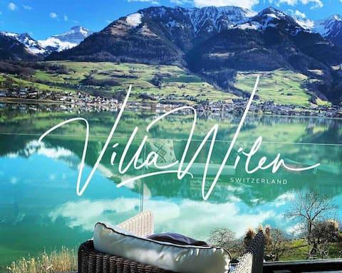 Villa Wilen: safe retreat, hideaway, home office