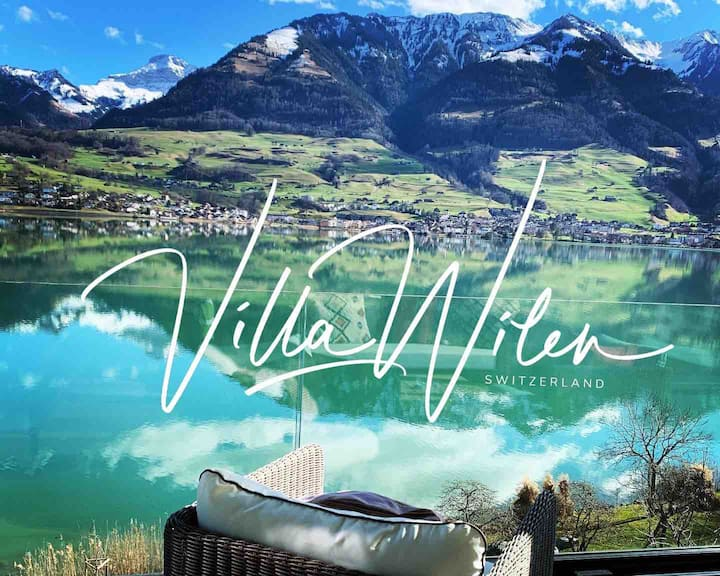 Villa Wilen: safe retreat, hideaway, home office