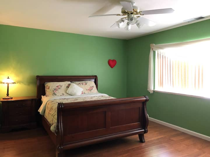 Private Bedroom Suite