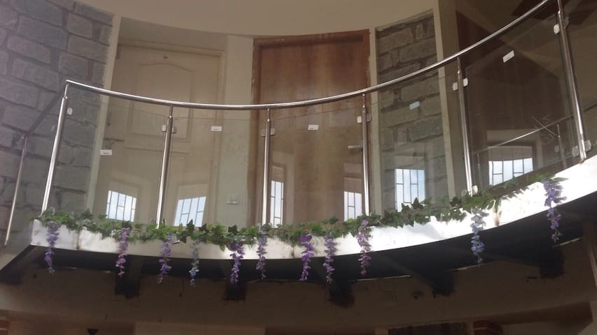Bangalore Nature Stay (+conveyance)