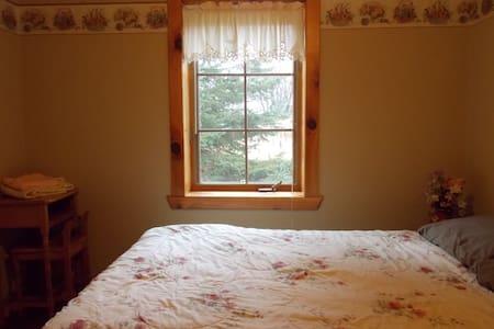 Jolie petite chambre campagnarde - Saint-François-du-Lac - ゲストハウス