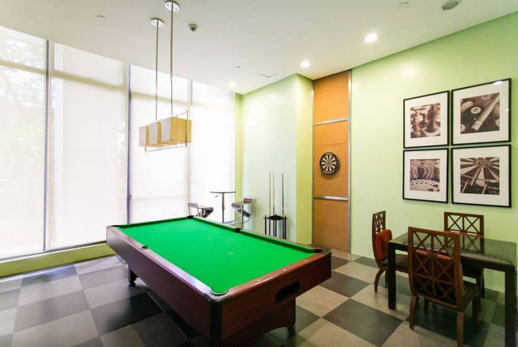 Billiard/ Games room