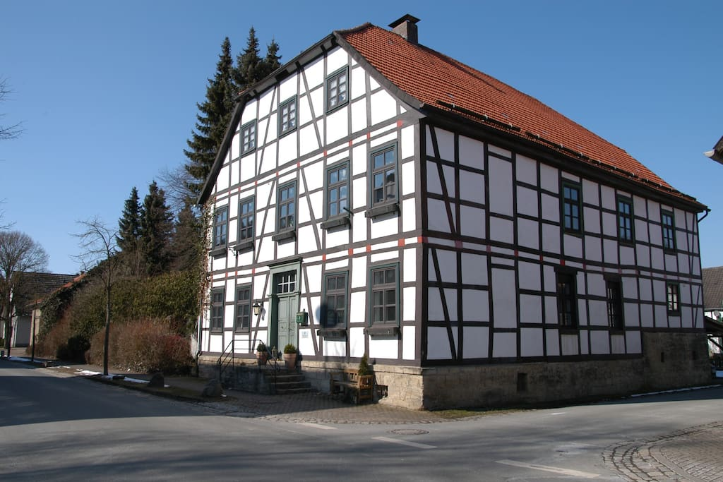 Landhaus Altes Forsthaus
