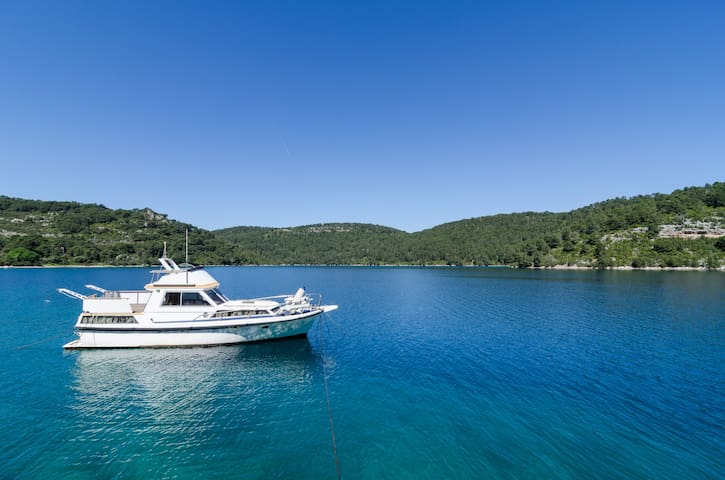 Dream 2BR apartment5 #Mljet#seaview