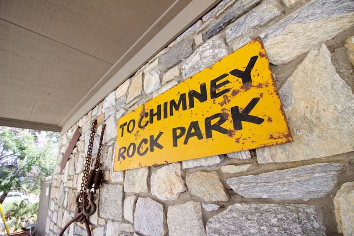 So Much to do in Chimney Rock, Stay at the Riverhouse for the Week!
