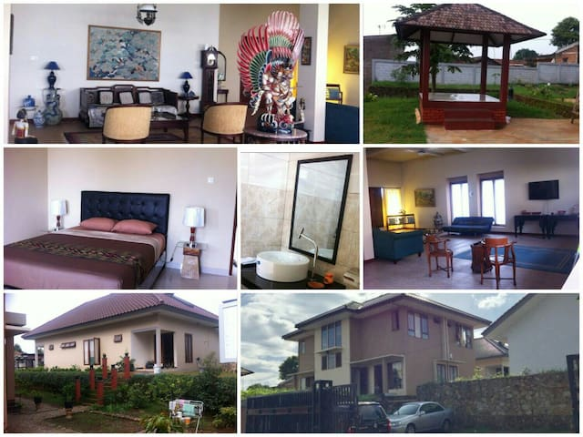 Rumah 88, a Homey Bed & Breakfast (3-Rooms) - Bandung - Bed & Breakfast