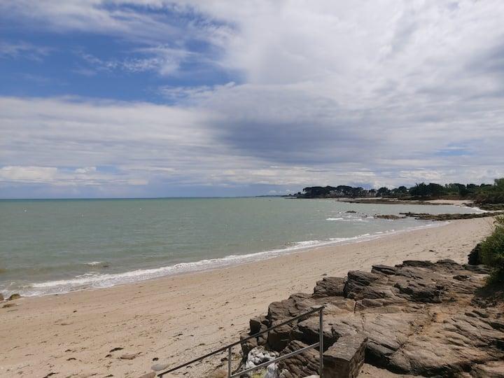 Quiberon -Saint -Pierre -À deux pas de la plage