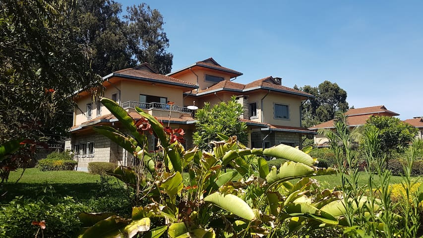 Homely Villa in Karen - Nairobi - Talo