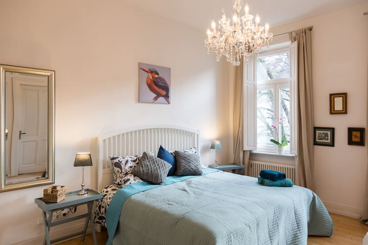fresh&cozy double room in Südstadt - Bonn - Bed & Breakfast