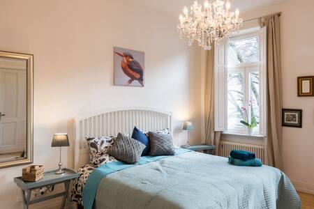 Elegantes Zimmer im Jugendstilhaus - Bonn
