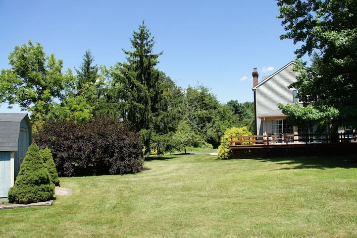 Peaceful Getaway in New Hope on 12+ Acres - New Hope - Dům