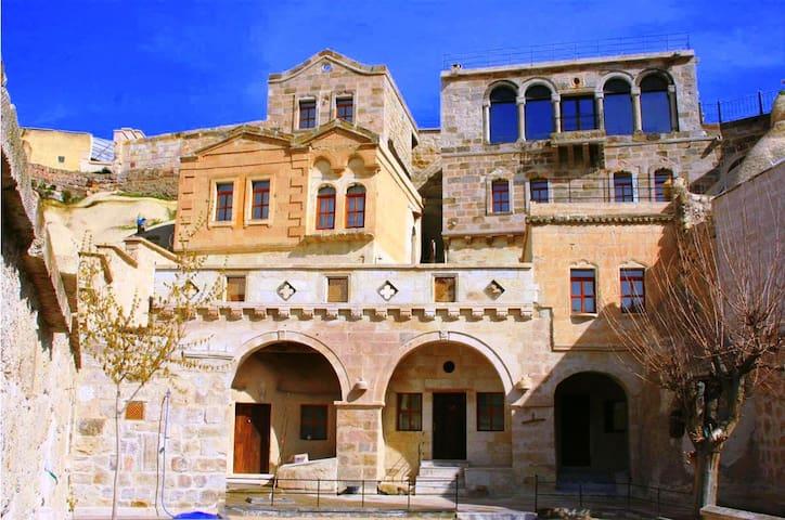 Tekkaya Cave Hotel / EN