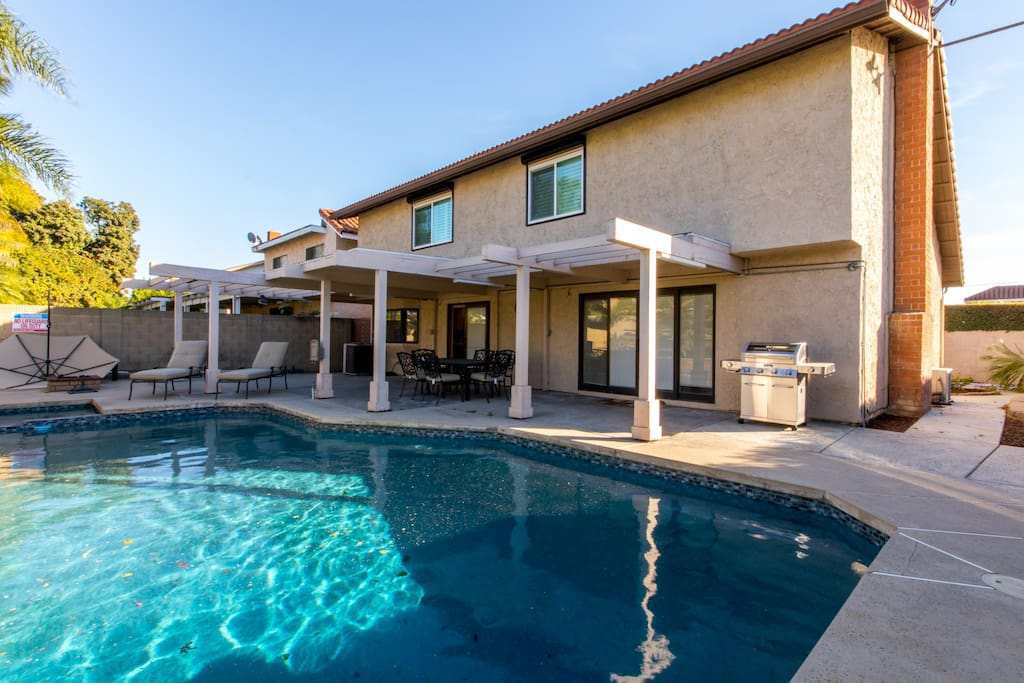Oc Vacation House Houses For Rent In Anaheim California