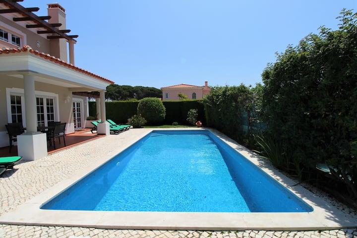 Villa Golfe Praia D'El-Rey