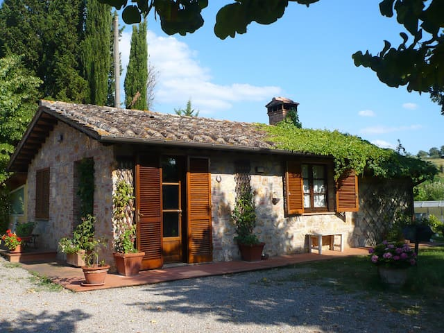 Cottage in the south of Tuscany - Chiusi - บ้าน