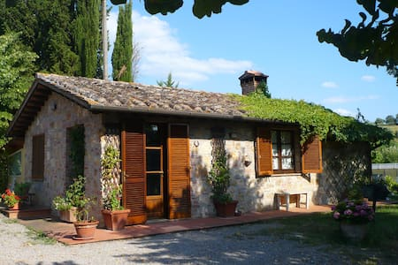 Romantisch vakantiehuis in Zuid - Toscane - Chiusi
