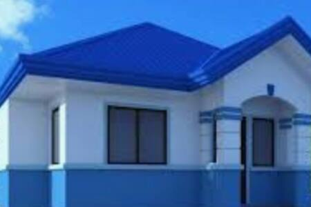 Blue House Test Listing