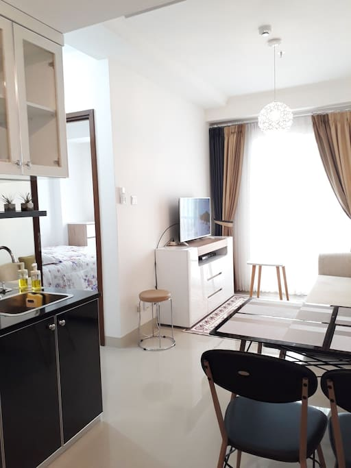 Clean and bright apartement