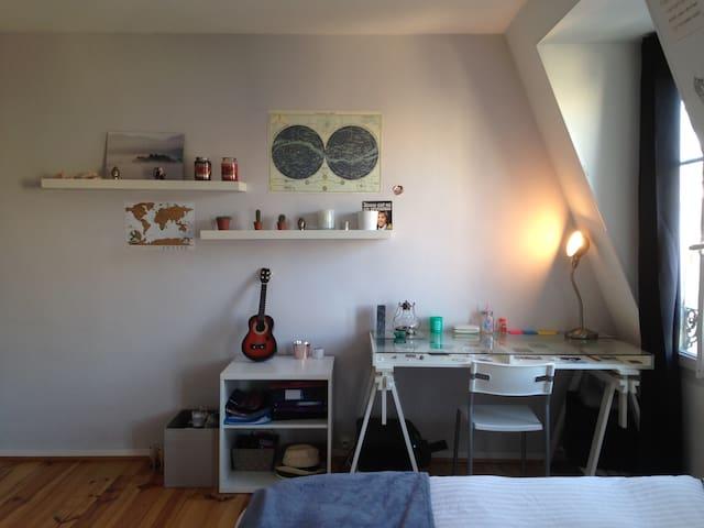 Lovely Parisian flat! - París - Departamento