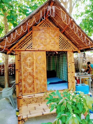 LUCENA's Homestay Cozy Cabana for 2 guests.