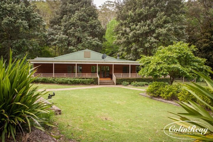 Lilyvale Bed and Breakfast - Lilyvale - House