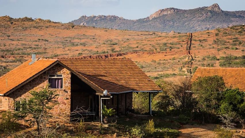 Mawe Mingi Bush Home, Nanyuki