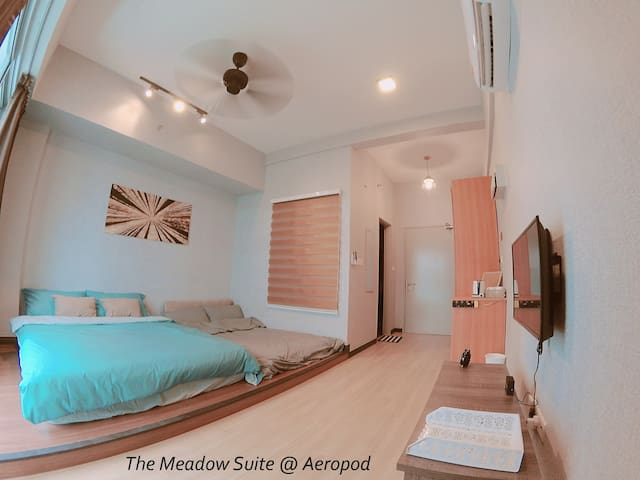 Homesuite AS#10 | For 2-4 | Kota Kinabalu Aeropod