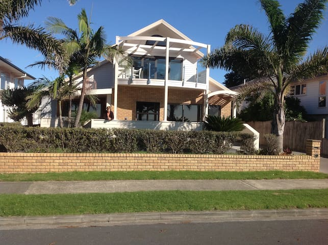 Big house by the Beach