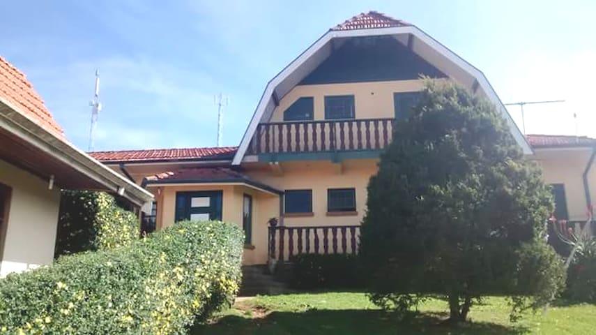 casa Campos do Jordão 2019