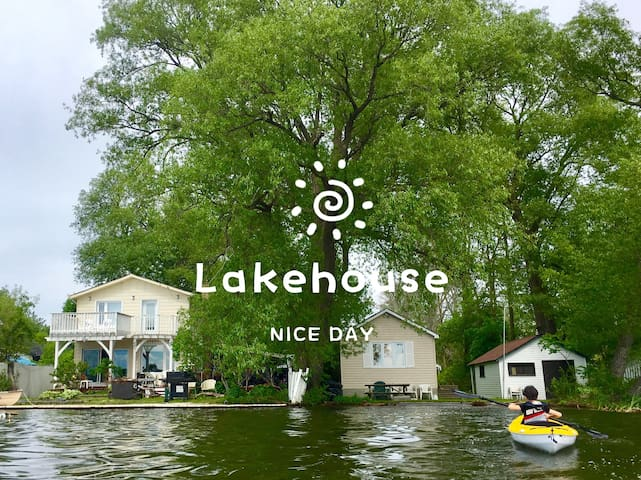 Lakehouse Simcoe