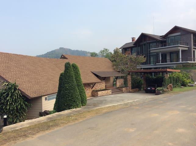 Khao Yai Mountain House (4 bedrooms) in Phu Patra