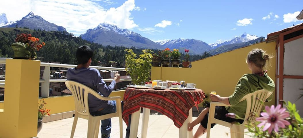 Morales Guesthouse in Huaraz - Huaraz - อพาร์ทเมนท์