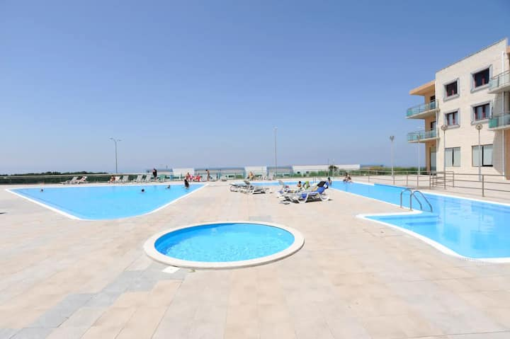 Nalu Blue Apartment, Ericeira, Mafra !New!