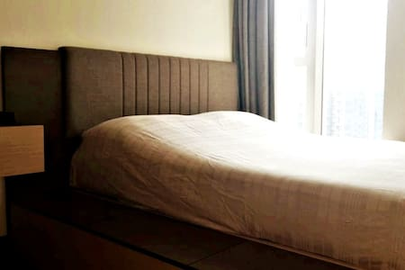 Big Bedroom + Balcony Near HKUST, TKO,  Kwun Tong