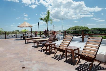 EBS#104 Elefante Blanco Studios - Playa del Carmen - Loft