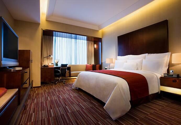 上海龙之梦万丽酒店Renaissance Shanghai Zhongshan Park Hotel
